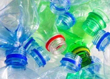 Recycling-Vorhangstoff